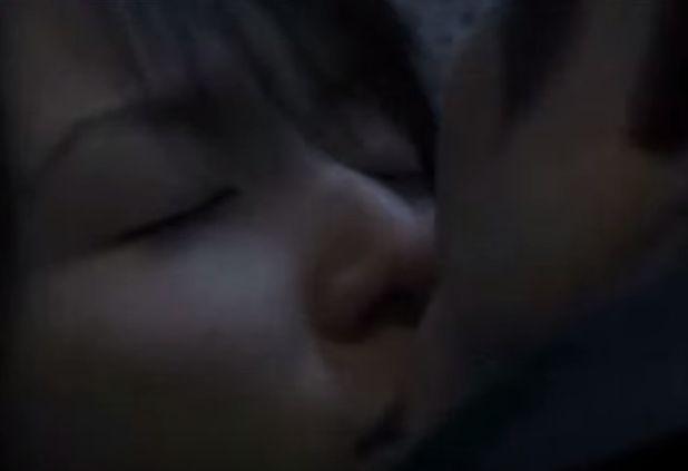【吉瀬美智子】密接な関係になる濡れ場