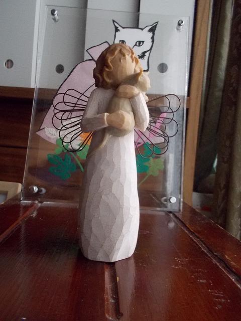 癒しのお人形