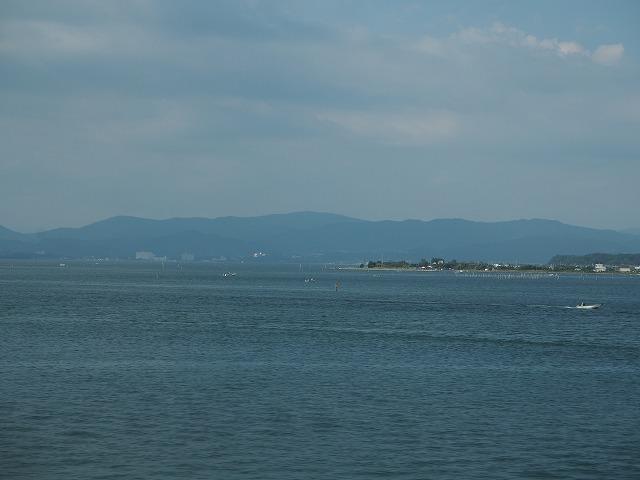 浜名湖だ――――っ