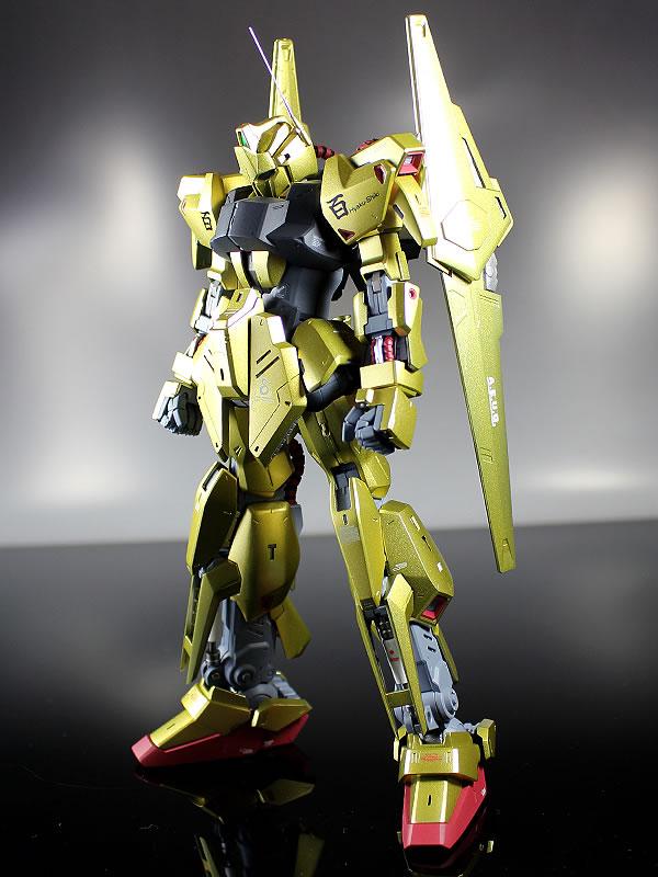 MG 百式 Ver.2.0 製作03