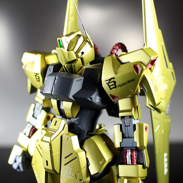 MG 百式 Ver.2.0 製作05