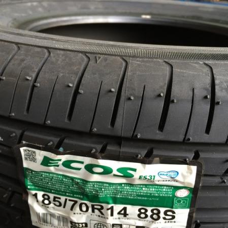 20150923(タイヤ交換4)タイヤの消耗を見るポイント画像