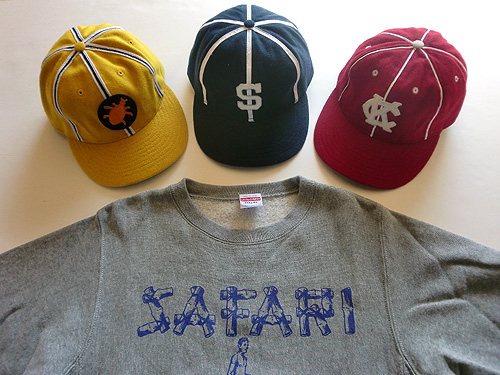bb cap safari sw