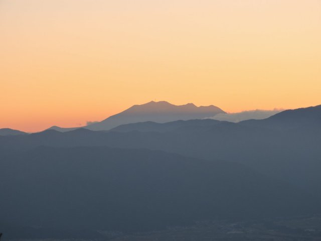 2015・2御嶽山