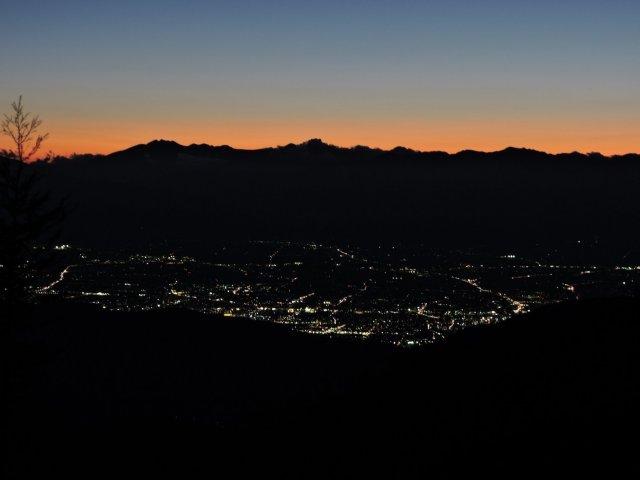 2015・6松本平夜景