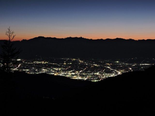 2015・7松本平夜景