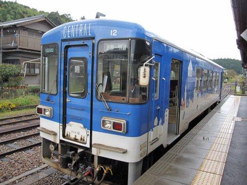01明知鉄道車両