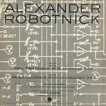 DG_ALEXANDER ROBOTNICK_PROBLEMES DAMOUR_201507
