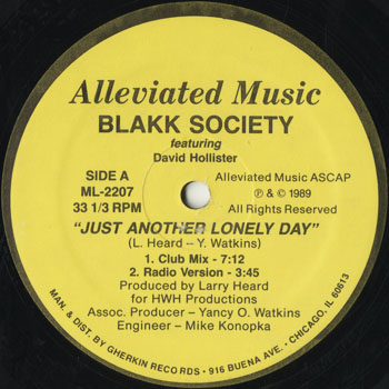 DG_BLAKK SOCIETY_JUST ANOTHER LONELY DAY_201507