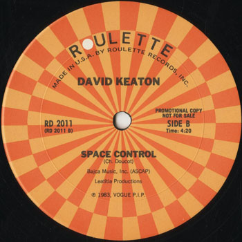 DG_DAVID KEATON_SPACE CONTROL_201507