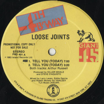 DG_LOOSE JOINTS_TELL YOU TODAY)_201507