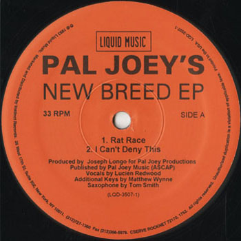 DG_PAL JOEY_PAL JOEYS NEW BREED EP_201507