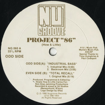 DG_PROJECT 86_INDUSTRIAL BASS_201507