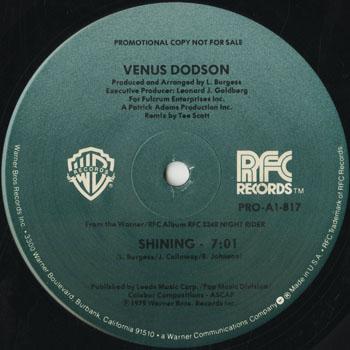 DG_VENUS DODSON_SHINING_201507