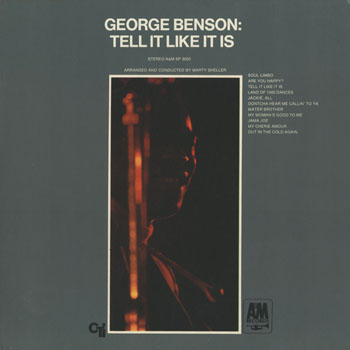 JZ_GEORGE BENSON_TELL IT LIKE IT IS_201509