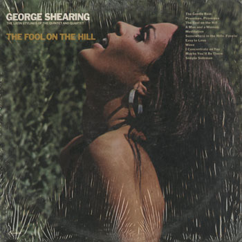 JZ_GEORGE SHEARING_THE FOOL ON THE HILL_201509
