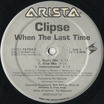 HH_CLIPSE_WHEN THE LAST TIME_201509