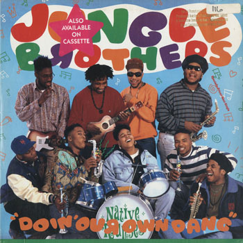 HH_JUNGLE BROTHERS_DOIN OUR OWN THING_201509