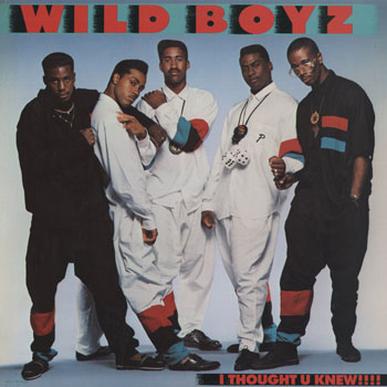 HH_WILD BOYZ_I THOUGHT U KNEW_201509