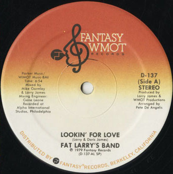 DG_FAT LARRYS BAND_LOOKIN FOR LOVE_201509