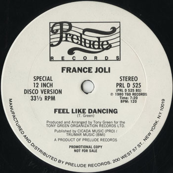 DG_FRANCE JOLI_FEEL LIKE DANCING_201509