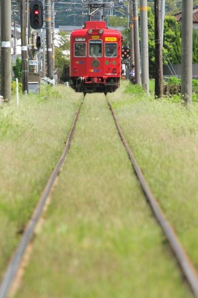 2015/8/22 和歌山電鐵貴志川線 吉礼~伊太祈曽