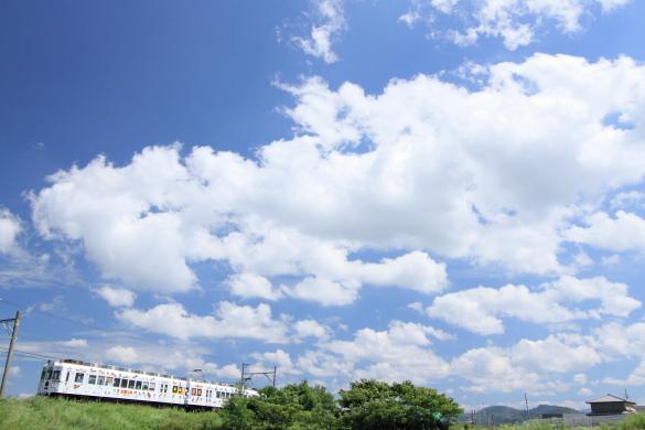 2015/9/12 和歌山電鐵貴志川線 甘露寺前~貴志