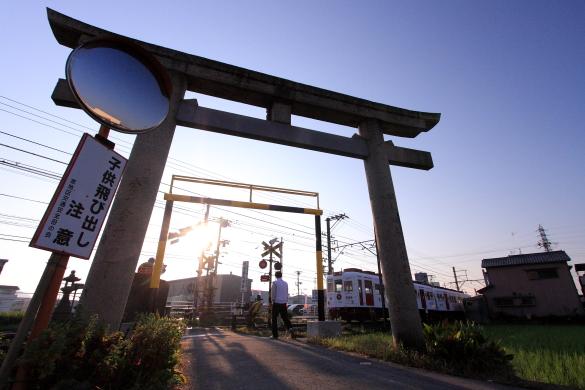 2008年10月 和歌山電鐵貴志川線 日前宮~神前