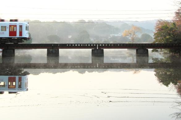 2009年11月 和歌山電鐵貴志川線 大池遊園