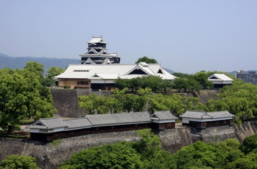 ku.熊本城 御殿