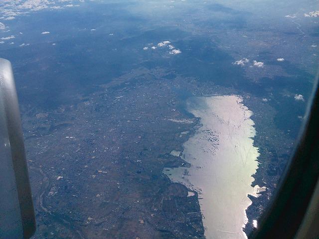 琵琶湖でしょうか