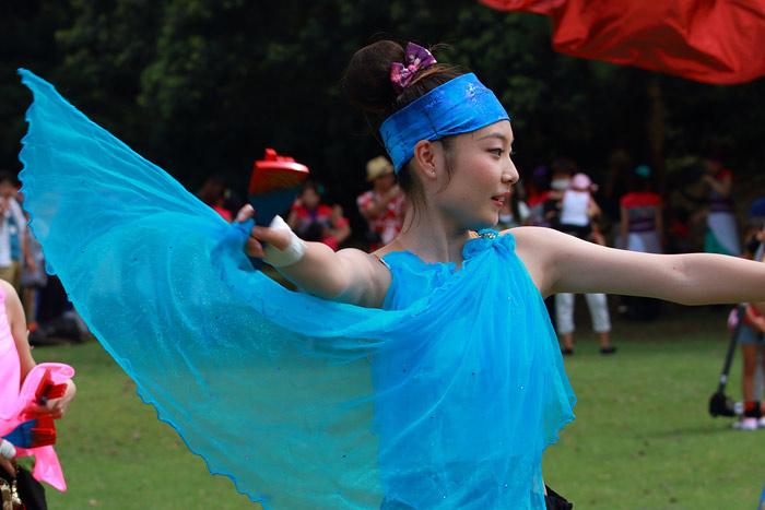 バサラ祭り 飛火野2