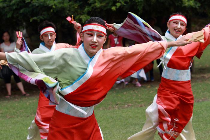 バサラ祭り 飛火野3