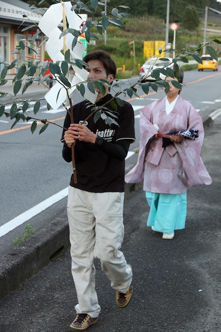 東阿田八幡神社 オカリヤ2