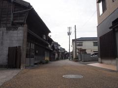 Mikuni Altstadt