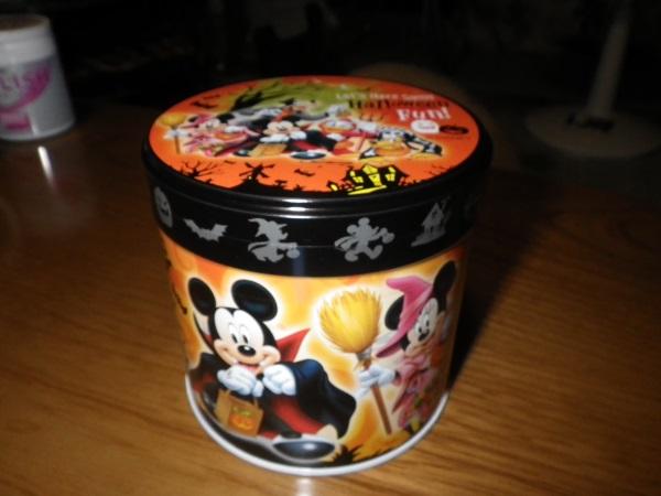 ミッキー缶