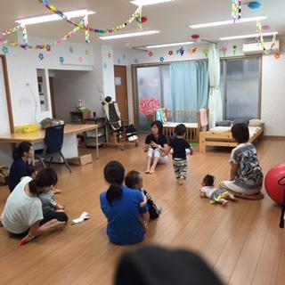 親子体操コーディネーショントレーニングIMG_0566
