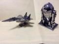 R2-D2、F-15J