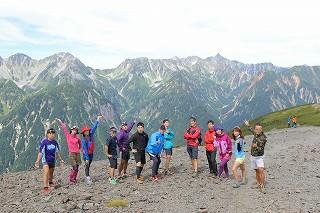 150905蝶ヶ岳