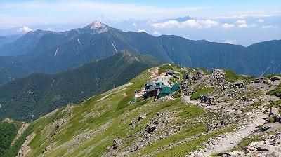 150809北岳~ (4)