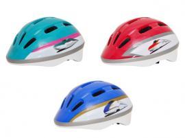 チャリ鉄ヘルメット