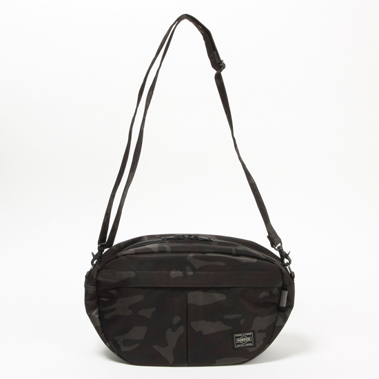 WM x PORTER CAMOUFLAGE SHOULDER BAG