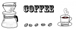 coffeeイラスト
