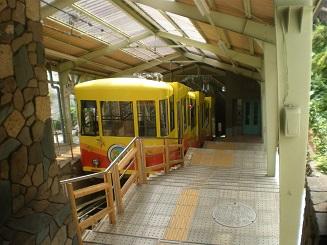 高尾山登坂鉄道