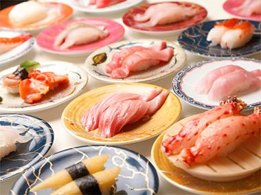 【おんJネタ】回転寿司の4番がサーモンという現実