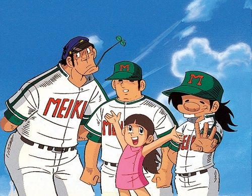【野球ネタ】皆で野球マンガのベストナイン作ろうや