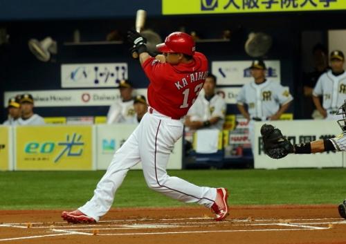 【カープ】元広島キラ・カアイエフ内野手の2015成績wwww