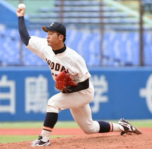 【カープ】ドラフト1位候補に大商大・岡田も浮上