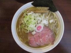 煮干中華そば つけめん 鈴蘭 新宿店【弐壱】-6