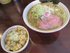 煮干中華そば つけめん 鈴蘭 新宿店【弐壱】-11